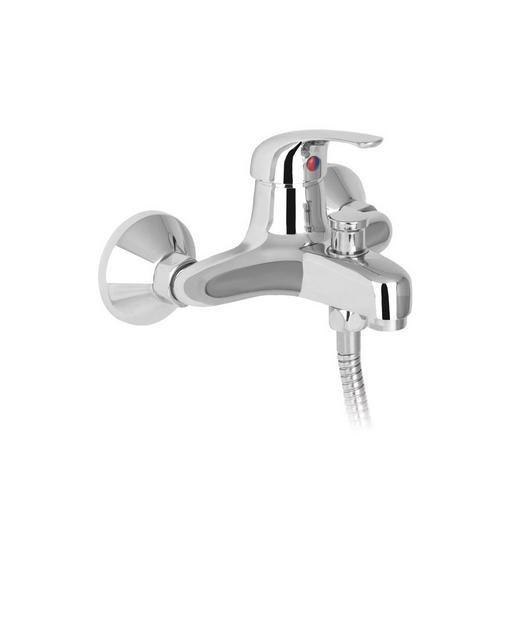 Mofém Junior kádtöltő csaptelep Basic zuhanyszettel (151-0012-00)