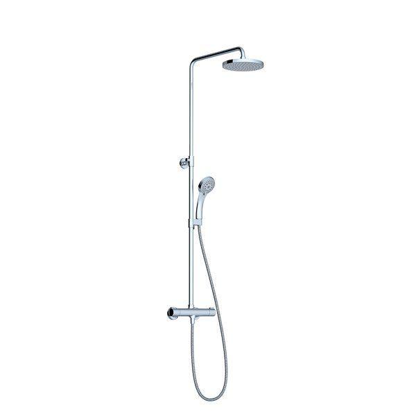 Ravak Termo 100 TE 091.00 zuhanyoszlop termosztátos csapteleppel (X070058)