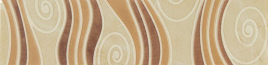 Zalakerámia Budapest SZ-2001 dekorcsík 20 x 5 cm