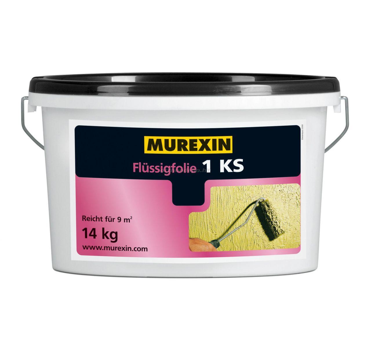 Murexin 1 KS Folyékonyfólia 25 Kg