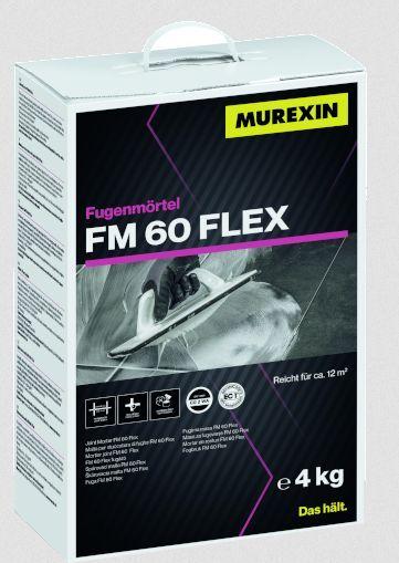 Murexin FM 60 Premium Fugázó Jázmin / Jasmin 4 Kg