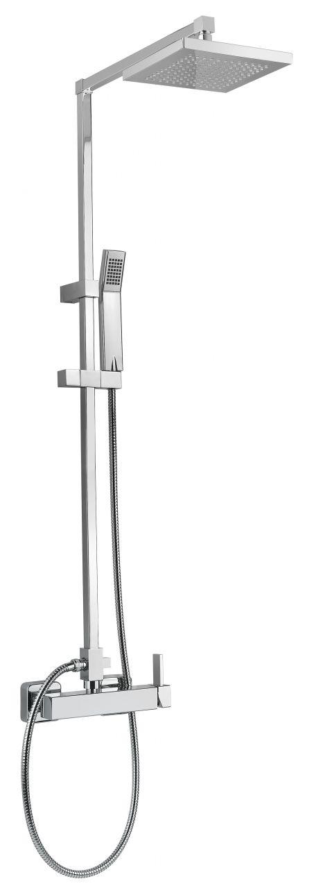 Bugnatese Inside Esőztető rendszer fej- és kézizuhannyal / Króm (9236CCR)