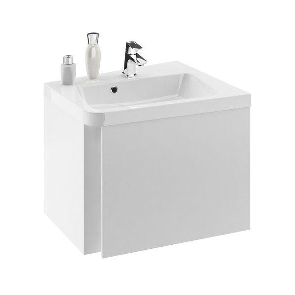 Ravak 10° SD 550 sarokszekrény mosdó alatti