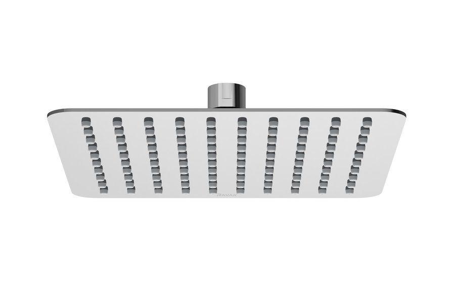 Ravak 982.01 Chrome esőztető zuhanyfej 200 mm - Slim (X07P334)