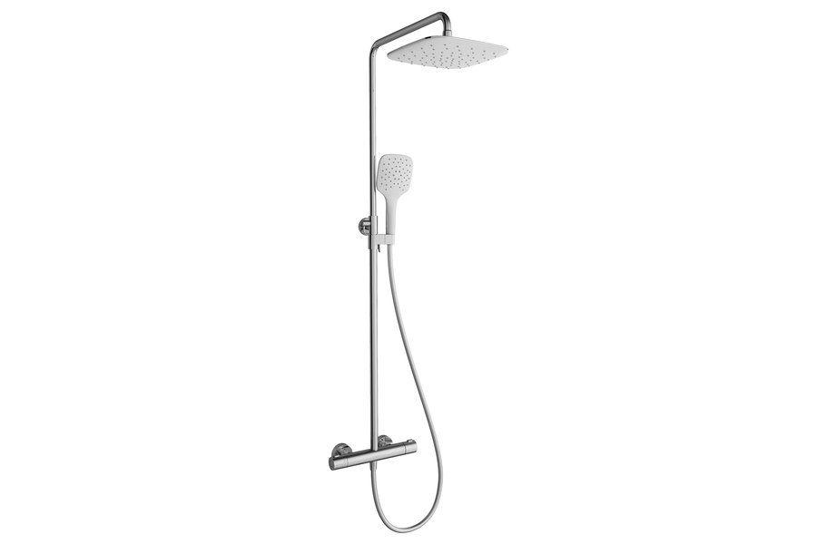Ravak Termo 300 TE 093.00/150 zuhanyoszlop termosztátos csapteleppel (X070099)