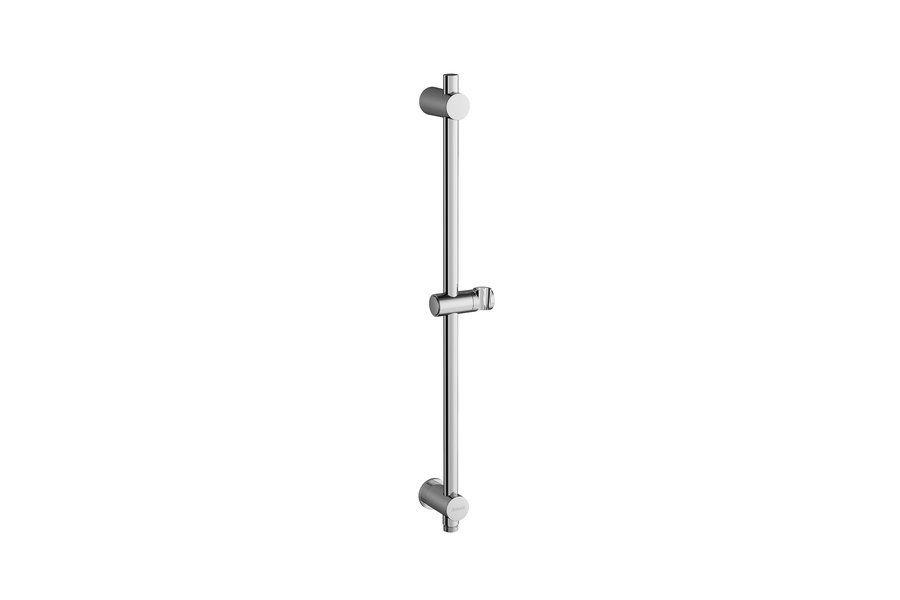 Ravak 975.00 Állítható zuhanytartó rúd fali kiállással 60 cm (X07P342)