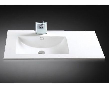 Arezzo Design Texas 90 x 46 cm beépíthető mosdó balos AR-090B