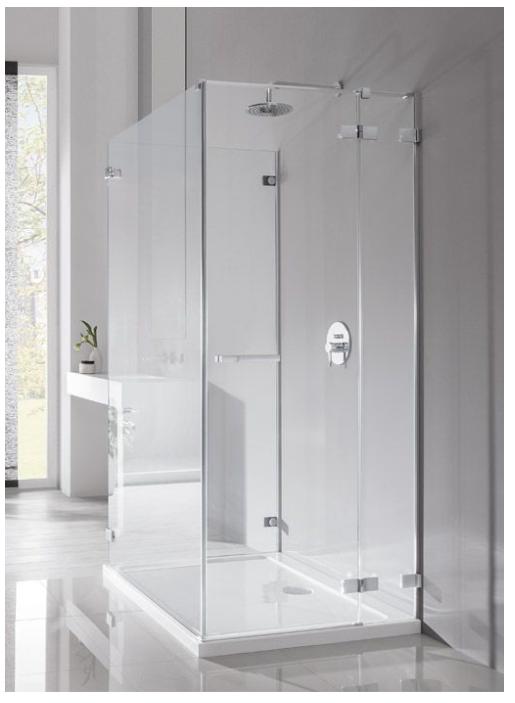 Radaway Euphoria KDJ P szögletes nyílóajtós zuhanykabin 80 / 90 / 100 ajtó,70 / 75 / 80 / 90 / 100 / 110 / 120 oldalfal, 200 cm magas