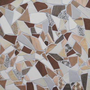 Zalakerámia Break-Mix ZGD 32108 Padlóburkoló 30 x 30 cm 2.695.-Ft/m2